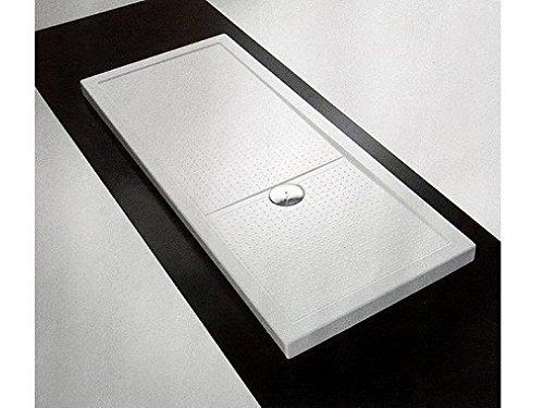 novoalugas Olympic–Duschtasse 140x 754,5cm Weiß