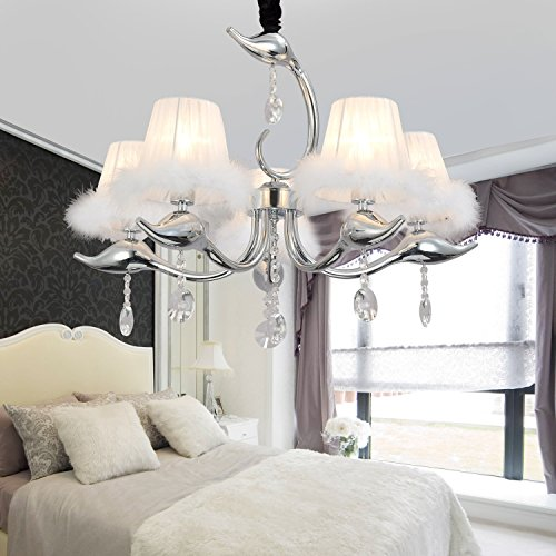 wohnzimmer kristall lampen. Black Bedroom Furniture Sets. Home Design Ideas