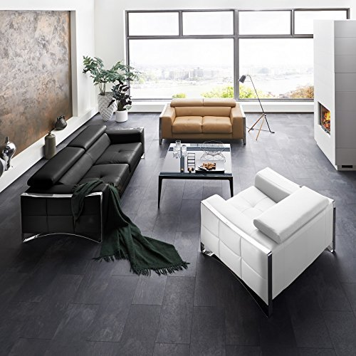 m bel24 polstersofa sara farbwahl sofagarnitur sessel 3. Black Bedroom Furniture Sets. Home Design Ideas