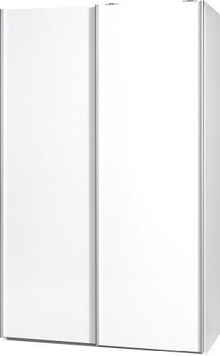 schwebet renschrank soft plus smart typ 42 120 x 194 x 61cm wei m bel24. Black Bedroom Furniture Sets. Home Design Ideas