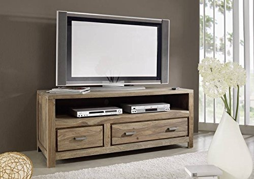sheesham massiv holz m bel ge lt natur tv board palisander massiv m bel massivholz braun buddha. Black Bedroom Furniture Sets. Home Design Ideas