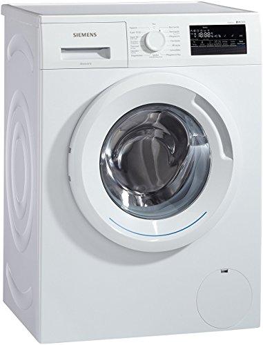 Siemens iQ300 WM14N2A0 Waschmaschine Frontlader/A+++/1390 UpM/7 kg/iQdrive-Motor/speedPerfect/Outdoor/Imprägnier-Programm/Nachlegefunktion/waterPerfect/weiß
