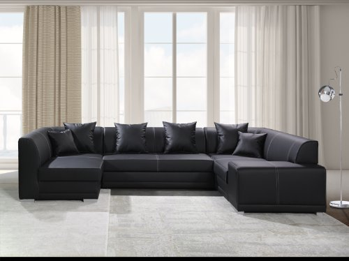 sofa couchgarnitur couch sofagarnitur orlando bis mit. Black Bedroom Furniture Sets. Home Design Ideas