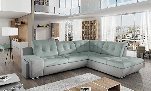 Sofa couchgarnitur galaxy a polstergarnitur couch for Couchgarnitur wohnlandschaft