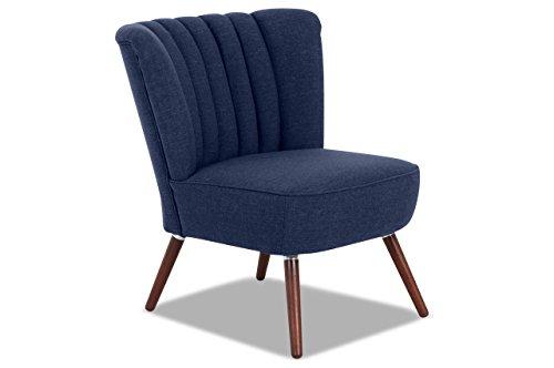 sofa max winzer stuhlsessel im retrostil aspen webstoff. Black Bedroom Furniture Sets. Home Design Ideas