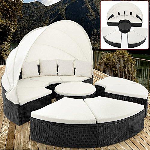 hochwertige doppelliege mit rollen love bed sonnenbett. Black Bedroom Furniture Sets. Home Design Ideas