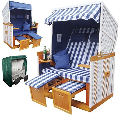 strandkorb nordsee der klassiker unter den strandk rben exklusiv f r amazon abdeckhaube. Black Bedroom Furniture Sets. Home Design Ideas
