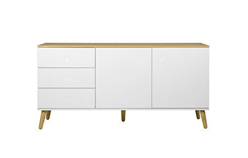 M bel24 m bel g nstig tenzo 1675 454 dot designer for Sideboard untergestell
