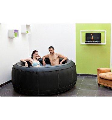 m bel24 m bel g nstig veryspas spa whirlpool aufblasbar leder 4 sitzer. Black Bedroom Furniture Sets. Home Design Ideas
