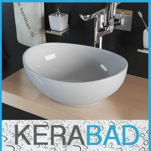 waschbecken kbw082 keramik waschtisch waschschale. Black Bedroom Furniture Sets. Home Design Ideas