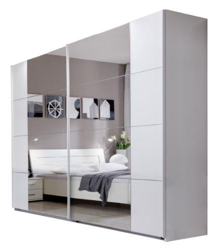 wimex kleiderschrank schwebet renschrank davos b h t 225 x 210 x 58 cm wei m bel24. Black Bedroom Furniture Sets. Home Design Ideas