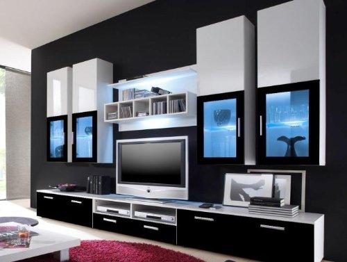 wohnw nde archive seite 3 von 4 m bel24 m bel g nstig. Black Bedroom Furniture Sets. Home Design Ideas