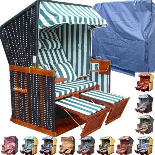 xinro xy 02 terrassen strandkorb inkl premium. Black Bedroom Furniture Sets. Home Design Ideas