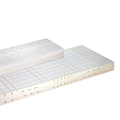 orthop dische 7 zonen kaltschaummatratze sleep line classic doppeltuchbezug h rte h3 ab 85kg. Black Bedroom Furniture Sets. Home Design Ideas