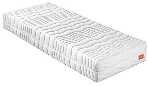 sleepling 190156 matratze innovation 400 xxl wellness visco gelschaum medium h rtegrad 2 5 90 x. Black Bedroom Furniture Sets. Home Design Ideas