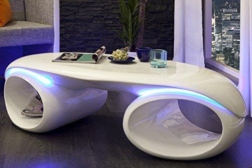 dunord design couchtisch stream mit led beleuchtung. Black Bedroom Furniture Sets. Home Design Ideas