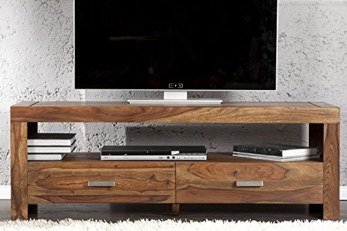 dunord design tv board jakarta 135 cm palisander natur m bel24 m bel g nstig. Black Bedroom Furniture Sets. Home Design Ideas