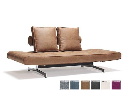 Innovation Sofa Bezug ghia sofa klappsofa schlafsofa innovation bezug 521 grey mixed möbel24 möbel günstig