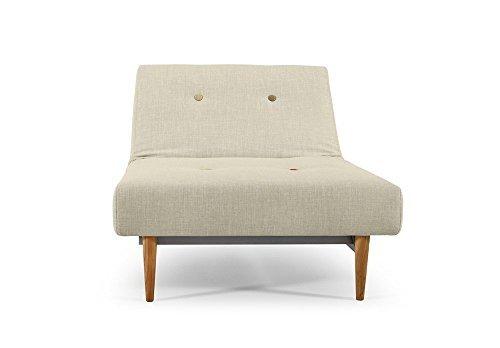 innovation fiftynine sessel schwarz nist ulme hell konisch per weiss design. Black Bedroom Furniture Sets. Home Design Ideas