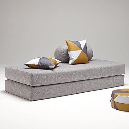 innovation schlafsofa dulox grau m bel24 m bel g nstig. Black Bedroom Furniture Sets. Home Design Ideas