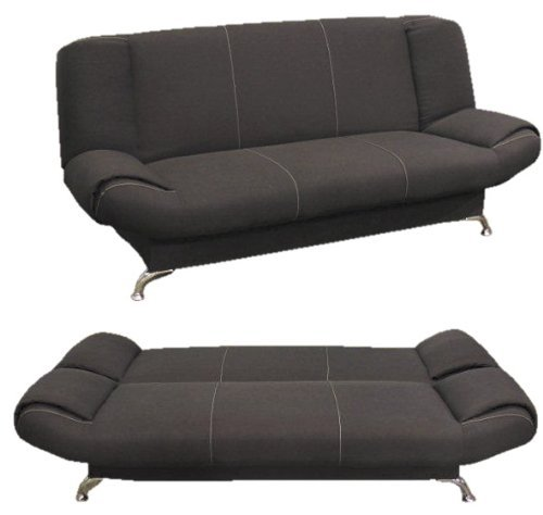 schlafsofa mit bettkasten zum ausziehen carprola for. Black Bedroom Furniture Sets. Home Design Ideas