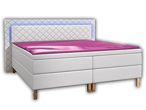 m bel24 m bel g nstig boxspringbett aerugit mit topper 0. Black Bedroom Furniture Sets. Home Design Ideas