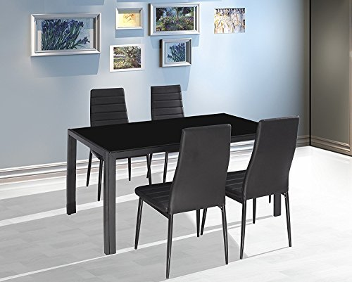 ebs esstisch stuhl set essgruppe tischgruppe esstischgruppe sitzgruppe esszimmergarnitur. Black Bedroom Furniture Sets. Home Design Ideas
