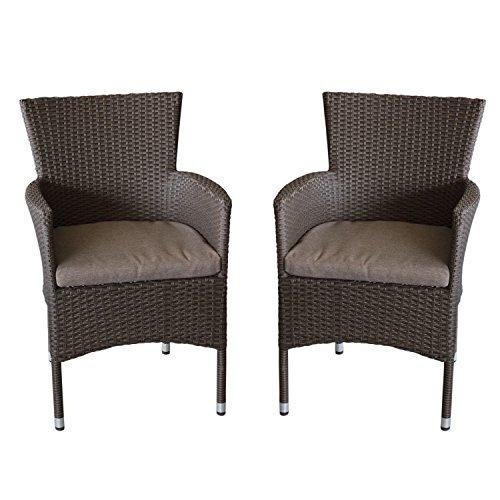 polyrattan stuhl stapelbar interior design und m bel ideen. Black Bedroom Furniture Sets. Home Design Ideas