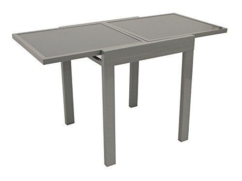 m bel24 m bel g nstig balkontisch amalfi aus aluminium. Black Bedroom Furniture Sets. Home Design Ideas