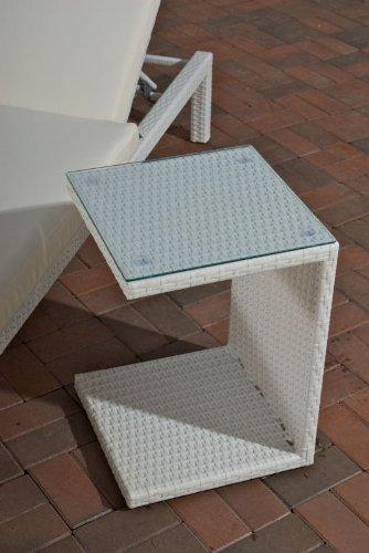m bel24 m bel g nstig clp sonnenliegen beistelltisch. Black Bedroom Furniture Sets. Home Design Ideas