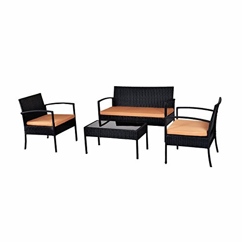 m bel24 m bel g nstig ebs polyrattan gartenmbel set gartengarnitur sitzgruppe lounge 1 tisch 1. Black Bedroom Furniture Sets. Home Design Ideas