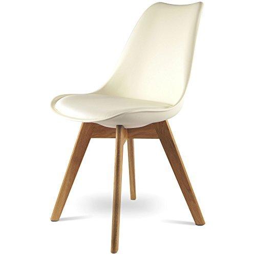 M bel24 mojo design stuhl esstischstuhl holz gestell in for Stuhl design 2017