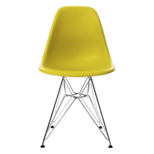 vitra 440022000134 stuhl dsr eames plastic sidechair. Black Bedroom Furniture Sets. Home Design Ideas