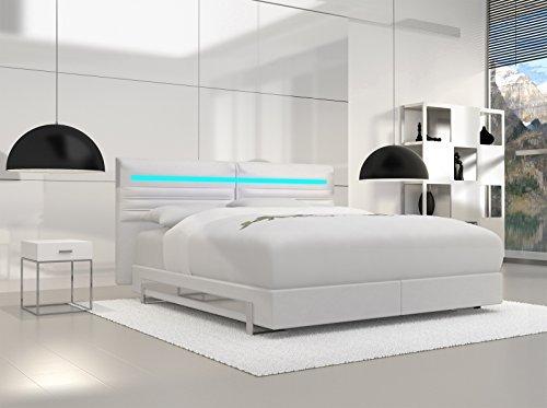 sam design boxspringbett abbadon sledge 180 x 200 cm. Black Bedroom Furniture Sets. Home Design Ideas