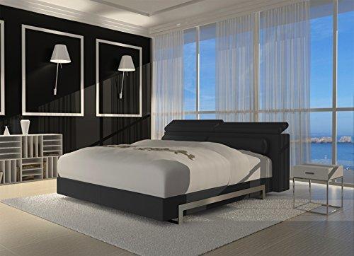 sam design boxspringbett wendigo sledge 180 x 200 cm ausstattungsauswahl m bel24. Black Bedroom Furniture Sets. Home Design Ideas