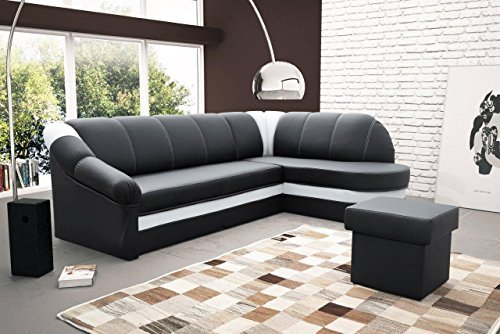 sofa couchgarnitur couch sofagarnitur benano polstergarnitur polsterecke wohnlandschaft mit. Black Bedroom Furniture Sets. Home Design Ideas