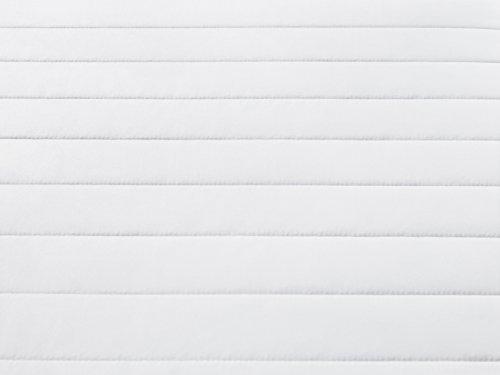 Traumnacht Basic Tonnentaschenfederkernmatratze, Härtegrad 3 (H3), 100 x 200 cm, weiß