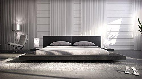 Innocent Designer Bett Pearl 180x200cm schwarz