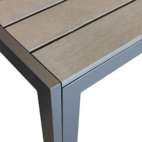 m bel24 m bel g nstig aluminium gartentisch balkonm bel gartenm bel terrassenm bel. Black Bedroom Furniture Sets. Home Design Ideas