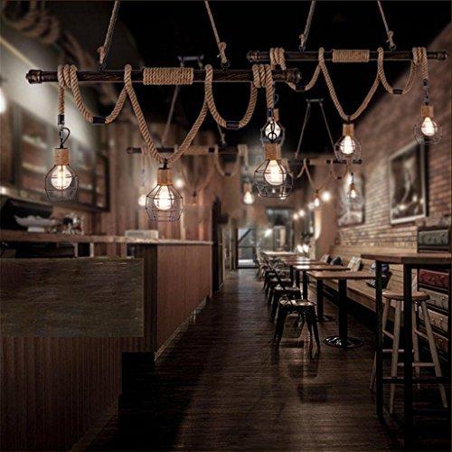 m bel24 m bel g nstig natood nordic retro industrie kronleuchter seil kreative kunst bar caf. Black Bedroom Furniture Sets. Home Design Ideas