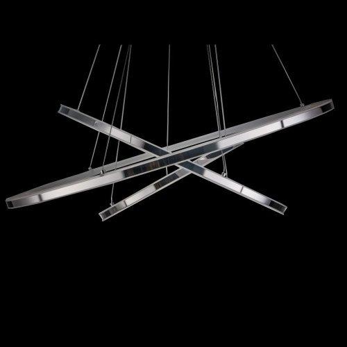 3 ringe led pendelleuchte modernes zeitgen ssisch design energieklasse a wei m bel24. Black Bedroom Furniture Sets. Home Design Ideas