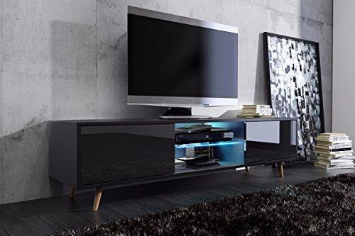 Tv Schrank Lowboard Sideboard Tisch Möbel Board Rivano mit  -> Tv Schrank Outdoor