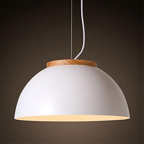 Moderne Design minimalistische wohnzimmer schlafzimmer Mode Kreative Pendelleuchte Persönlichkeit Kronleuchter Moderne Design minimalistische wohnzimmer schlafzimmer Mode Kreative Pendelleuchte Persönlichkeit weiß Kronleuchter , LED, Ø 36 cm (einschließlich Glühbirnen)