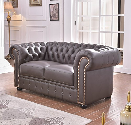 chesterfield ledersofa ledercouch chesterfield 2 377 m bel24 m bel g nstig. Black Bedroom Furniture Sets. Home Design Ideas