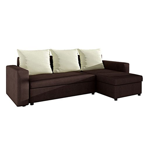M bel24 m bel g nstig mirjan24 ecksofa top sofa for Funktions ecksofa mit bettkasten