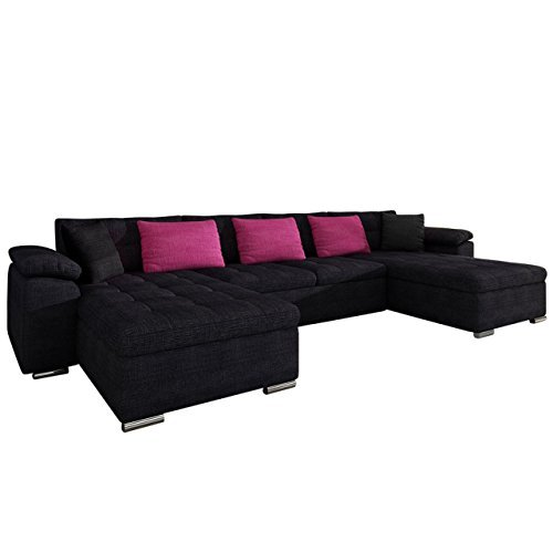 ecksofa wicenza design big sofa eckcouch couch mit. Black Bedroom Furniture Sets. Home Design Ideas