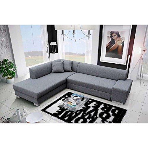 m bel24 justhome porto ecksofa polsterecke schlafsofa. Black Bedroom Furniture Sets. Home Design Ideas
