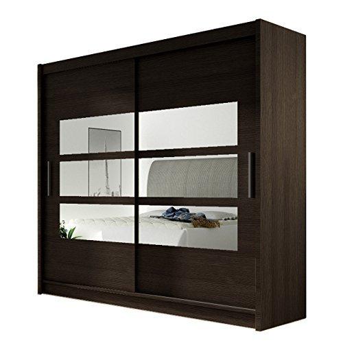 Kleiderschrank-mit-Spiegel-London-III-Schwebetrenschrank-Schiebetrenschrank-Modernes-Schlafzimmerschrank-180x215x57cm-Garderobe-Schlafzimmer-0