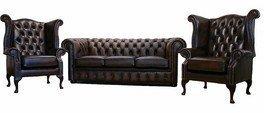 m bel24 m bel g nstig ledersofa leder sofa bieten antik braun 0. Black Bedroom Furniture Sets. Home Design Ideas