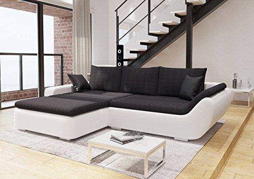 sofa ecksofa eckcouch schlafsofa schlafcouch g stebett g stebettfunktion bettkasten. Black Bedroom Furniture Sets. Home Design Ideas
